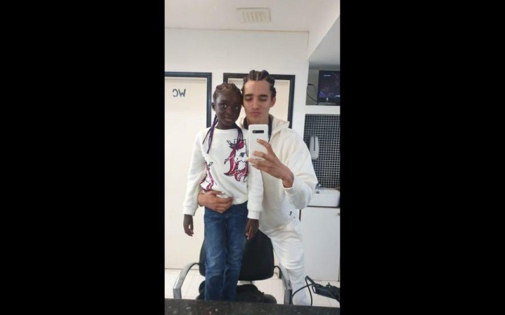 Luís Borges partilha foto com a filha