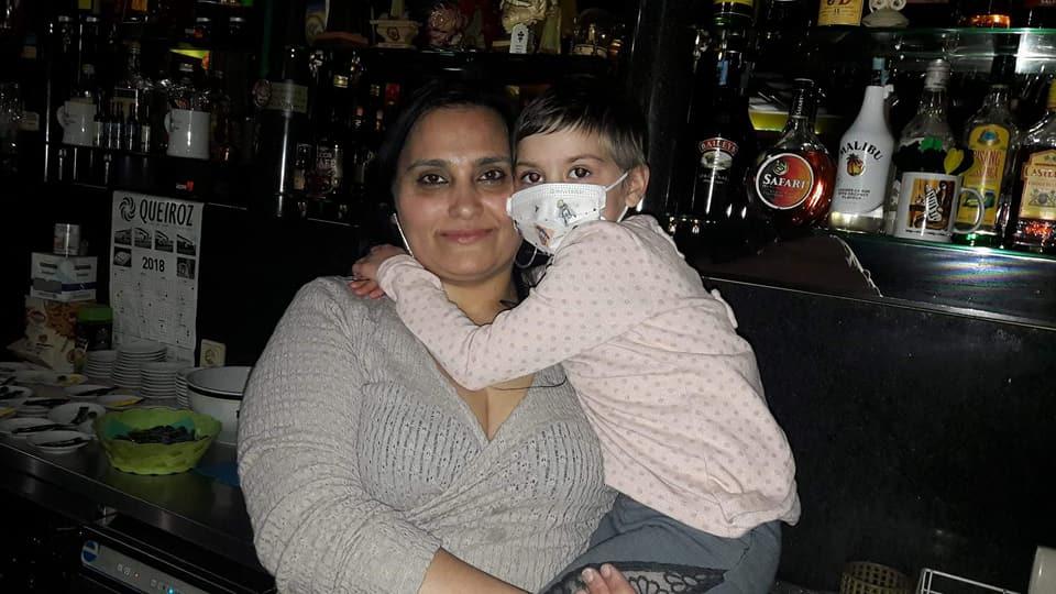 Mariluz enfrentou uma Leucemia
