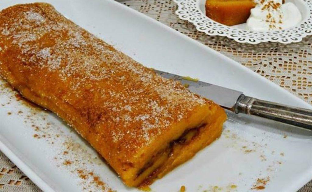 deliciosa Torta de Cenoura e Canela