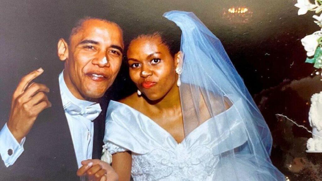 Michelle Obama partilha fotografia